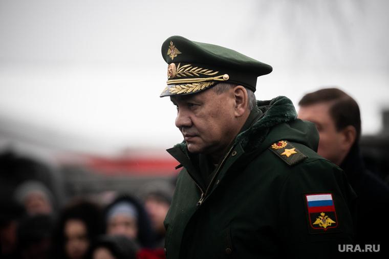 Шойгу заявил об угрозе военным объектам России