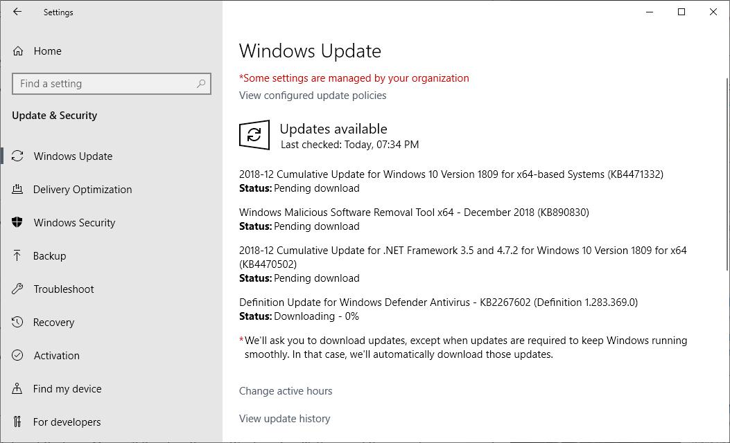 Microsoft рассказали, как они проверяют обновления перед выпуском