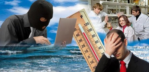 Глобальное потепление – боль…