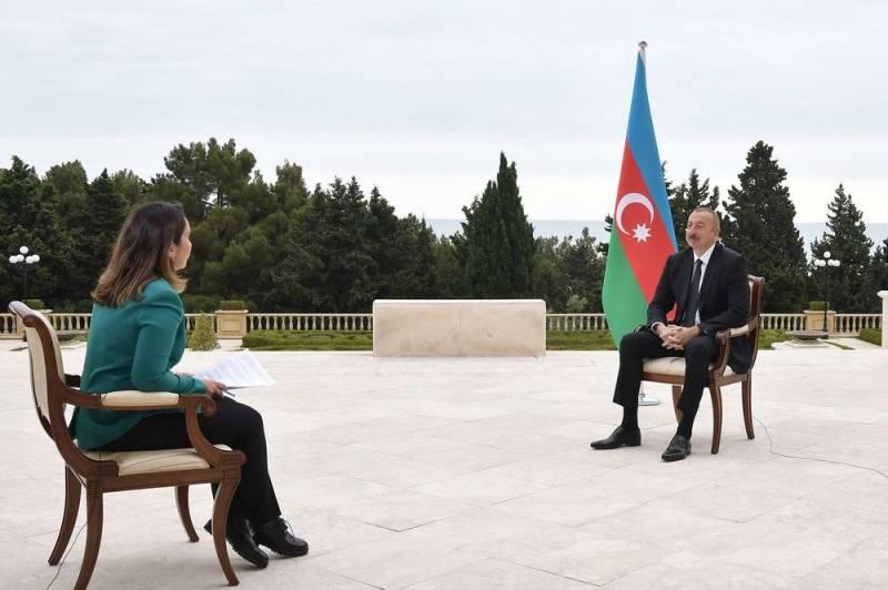 Алиев: Нет времени ждать, Карабах будет возвращен силой Новости