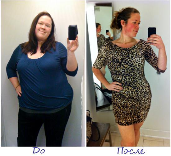 История похудения стимул