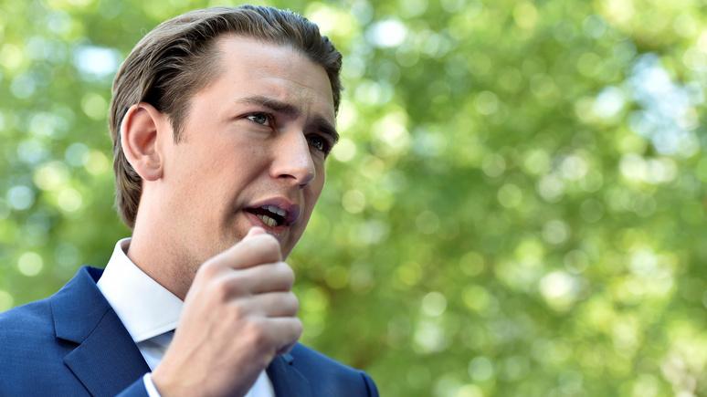 Канцлер Австрии оценил роль России в Евразии