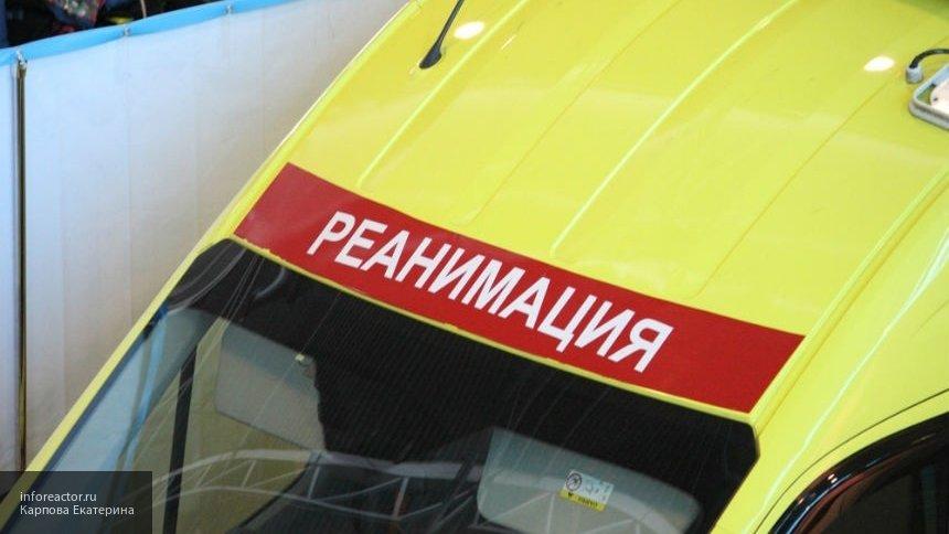 Смертельное ДТП в Оренбурге: легковушка на полном ходу улетела в кювет