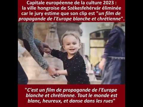 """Европа наказала """"слишком белый город"""""""