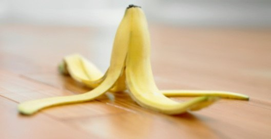 Используем банановую кожуру - советы на все случаи