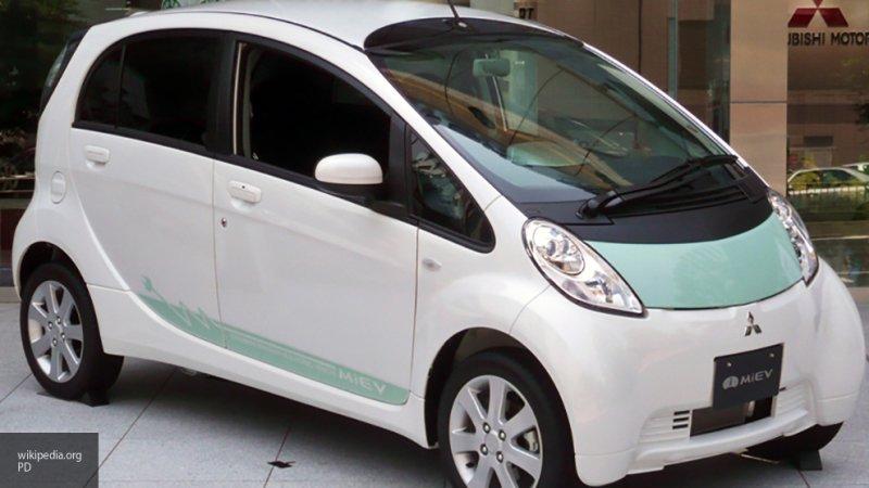 В России электромобили могут оснастить зелеными номерами
