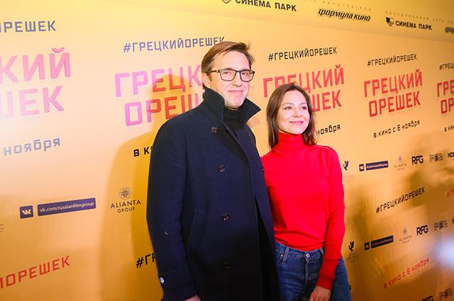 Елена Лядова, Владимир Вдовиченков, Екатерина Вилкова и другие на премьере фильма