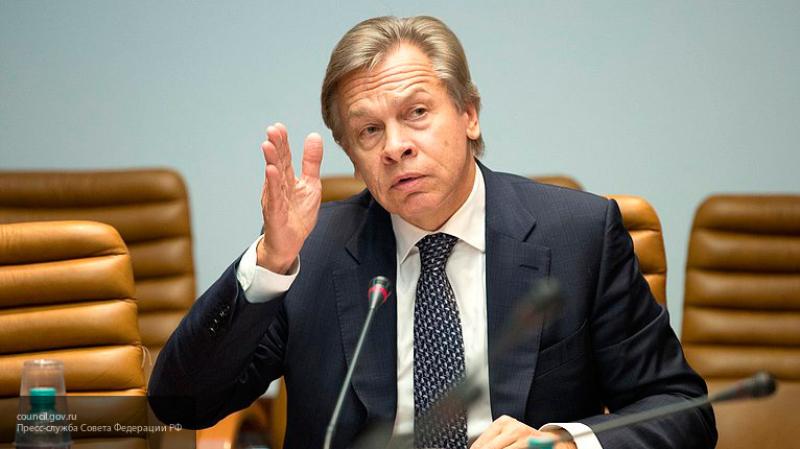 Пушков прокомментировал обещание главы МИД Украины по поводу Донбасса