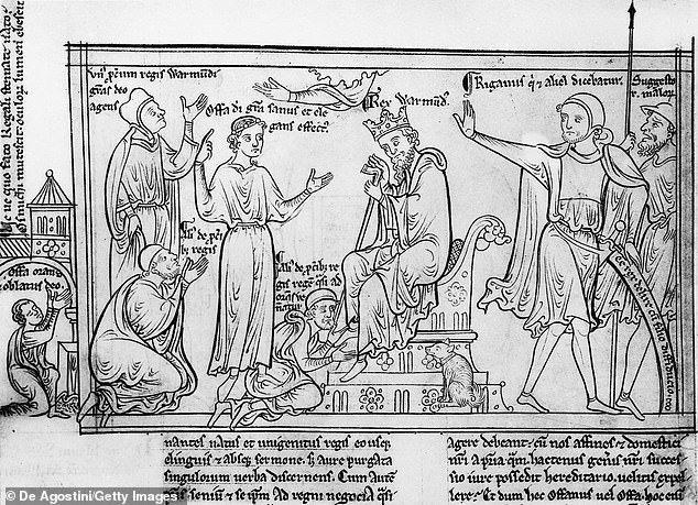 Оффа, король Мерсии, был одним из самых известных саксонских правителей. Он пришел к власти в 757 году археологические находки, археология, британия, гипотеза, история, раскопки, ученые, уэльс