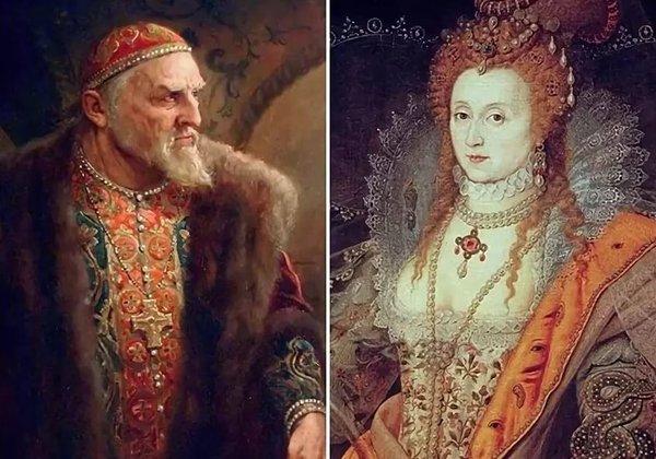 Иван Грозный мог жениться на английской королеве. Брак, который бы изменил историю