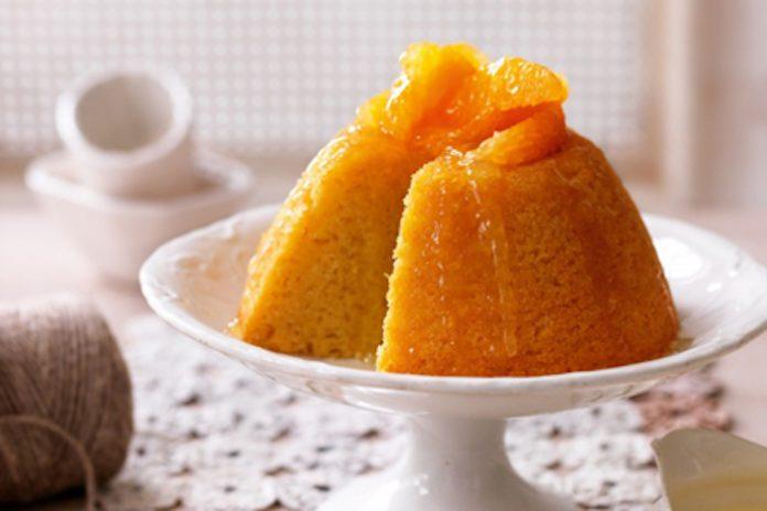 Яркий десерт, вкус которого невозможно забыть: Апельсиновый пудинг