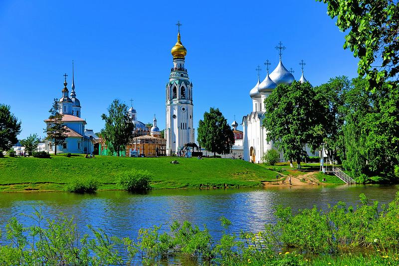 Вологда: в поисках птицы Говорун