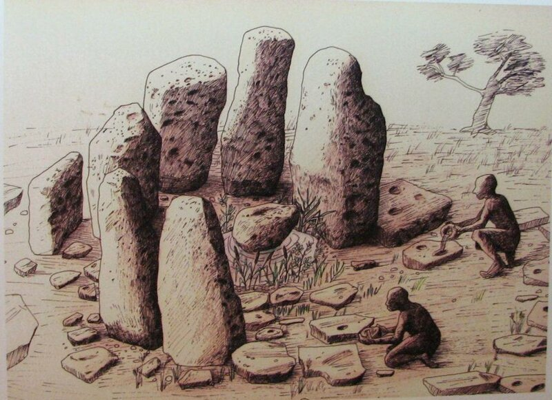 3. Руины Атлит-Ям артефакты, археология, загадки, история, находки, подборка, тайны, это интересно