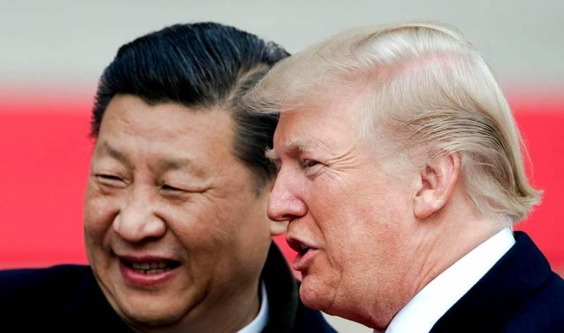 Трамп взял пример с Си Цзиньпина