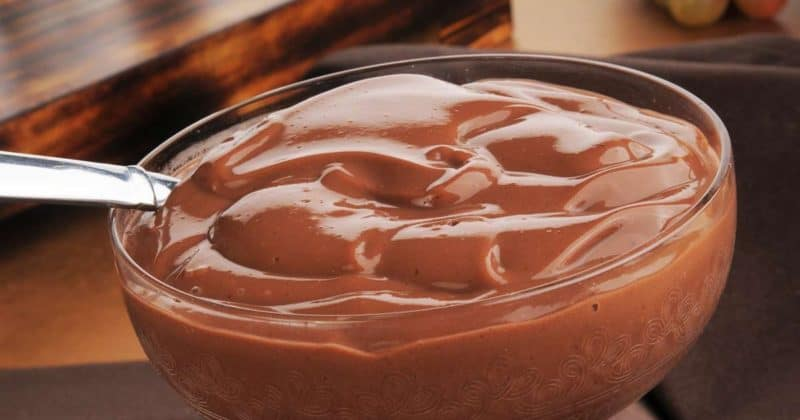 Как приготовить домашнюю шоколадную пасту за 3 минуты