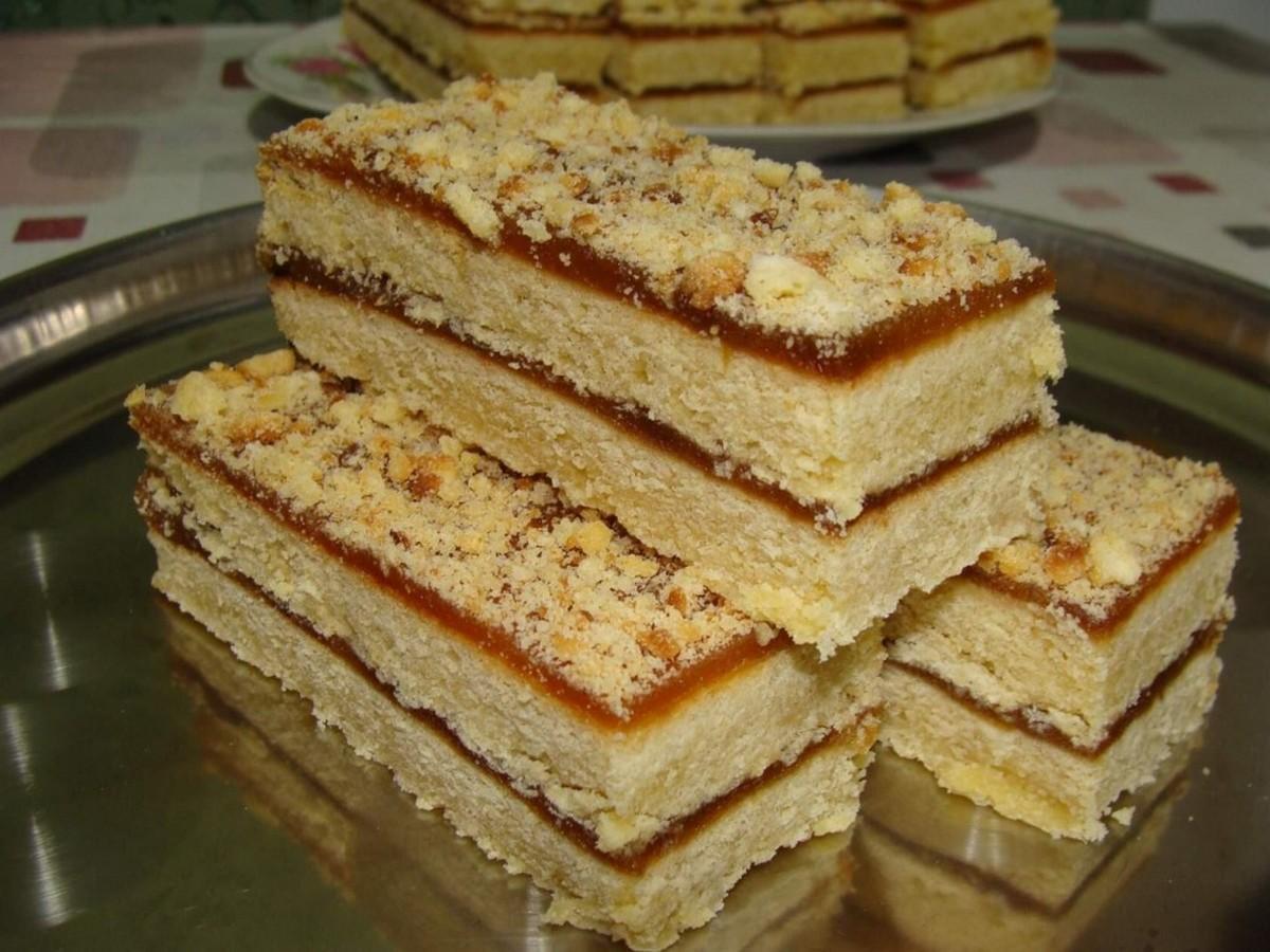 Рецепт любимого пирожного из детства, которое стоило 22 копейки. А вы такое кушали?