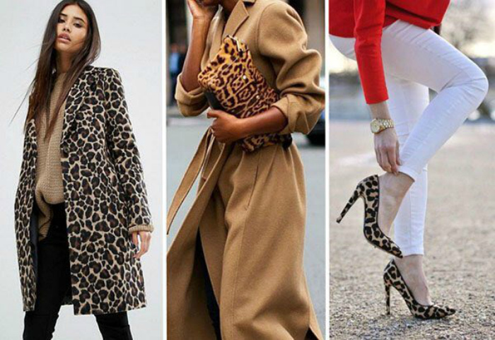 Добавьте в образ модный леопард. | Фото: Soft Blog.