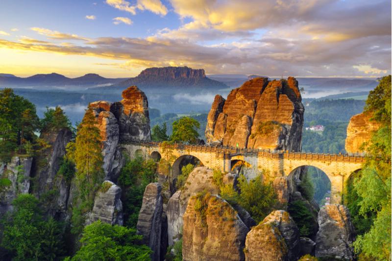 8 невероятно красивых мест на планете, которые по-прежнему остаются малоизвестными