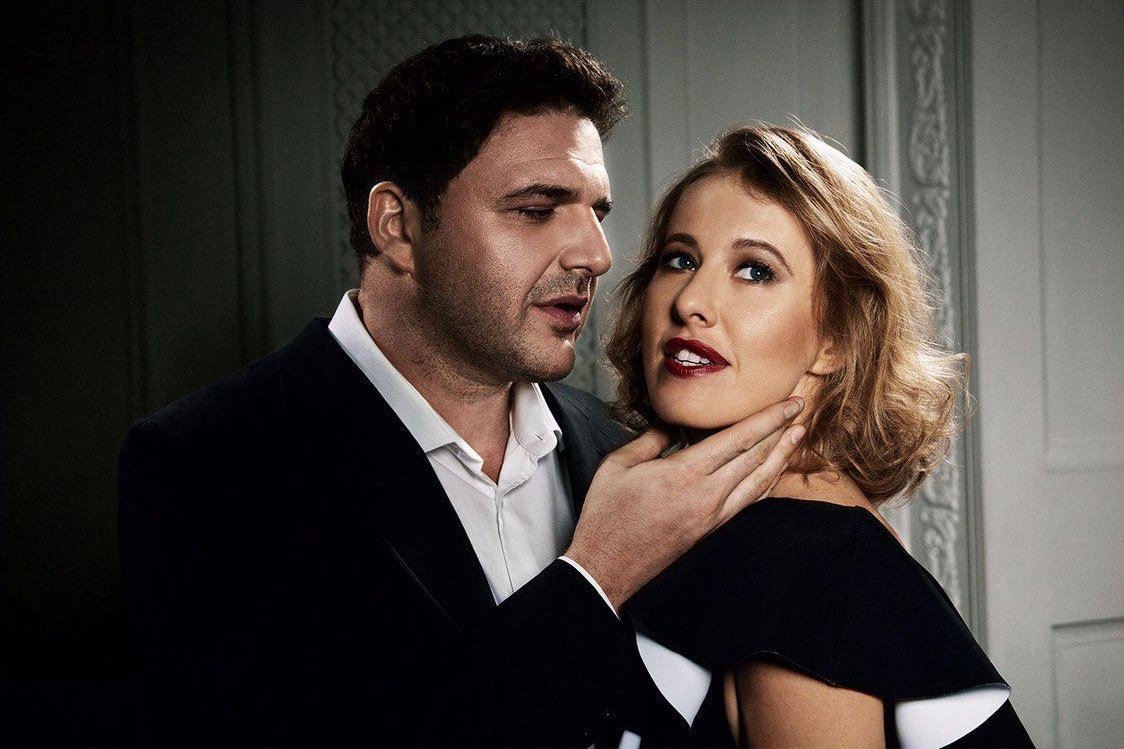 Ксения Собчак объяснила, почему распался её брак с Максимом Виторганом