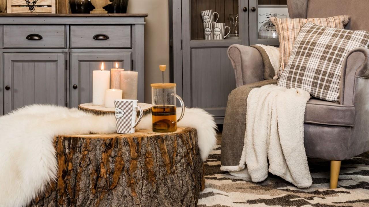 Модная гостиная в стиле cosagach гостиная