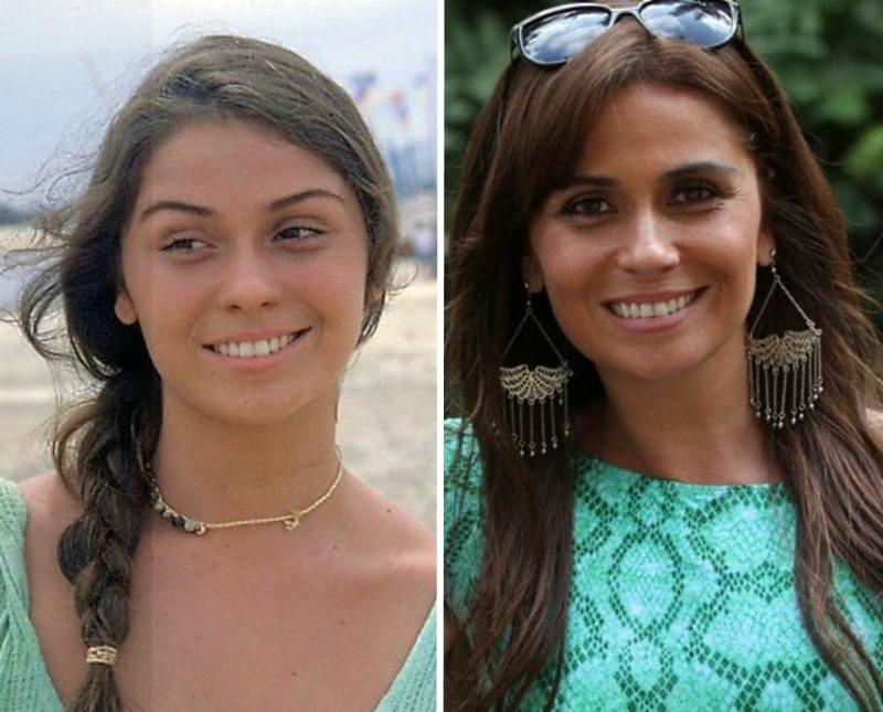 Актеры секрета тропиканки тогда и сейчас фото