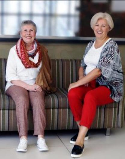 Мода и стиль для дам элегантного возраста — 2 комфортных образа