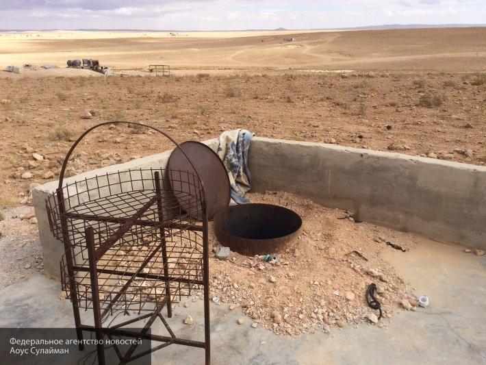 Страшные находки под Абу-Кемалем: САА вскрыли захоронения ИГ*