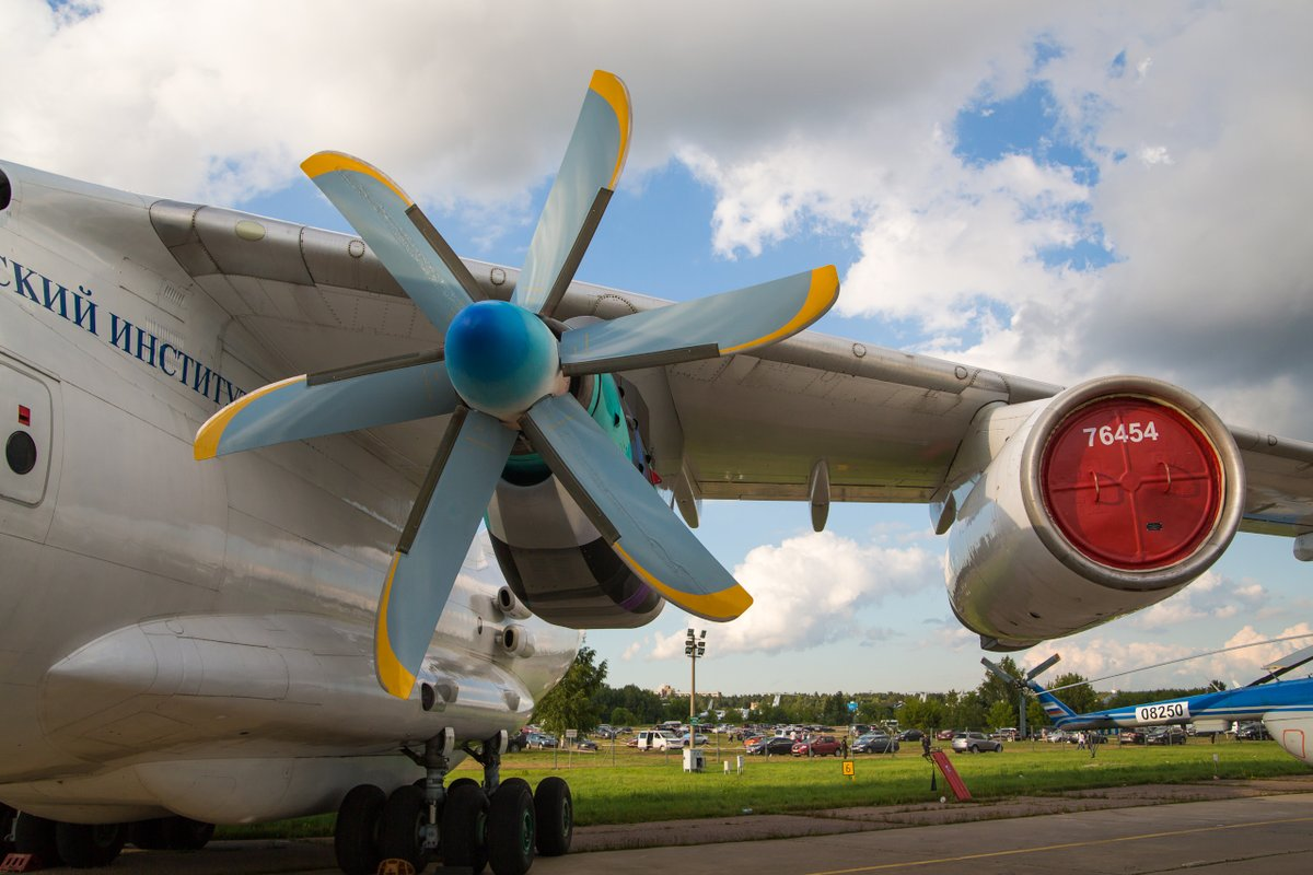 Возобновились летные испытания двигателя ТВ7-117СТ