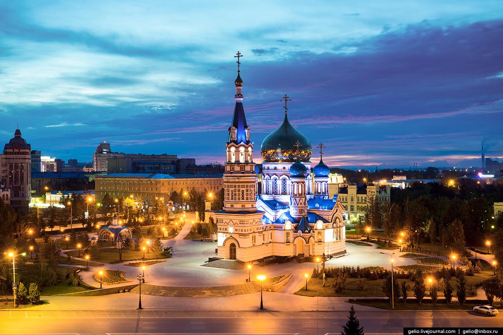 применяются ночной город омск фото высокого разрешения рецепт, который подойдет