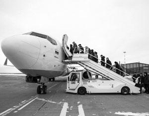 Российским авиакомпаниям угрожает массовое разорение