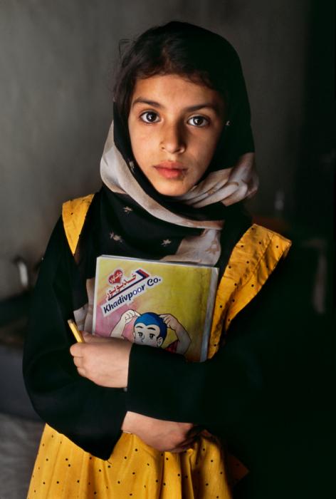 Афганистан, 2002 год. Автор: Steve McCurry.