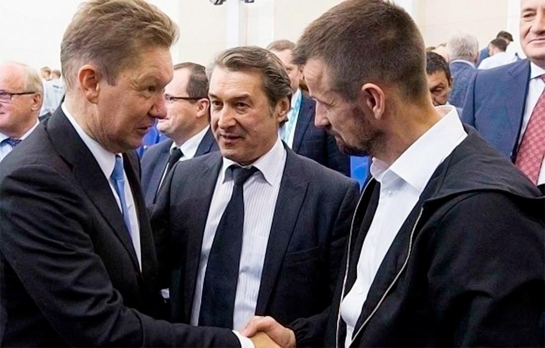 Сергей Семак и Алексей Миллер