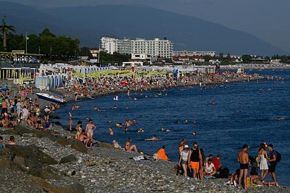 Россиянин описал схему заработка «бизнесменов» на туристах в Сочи