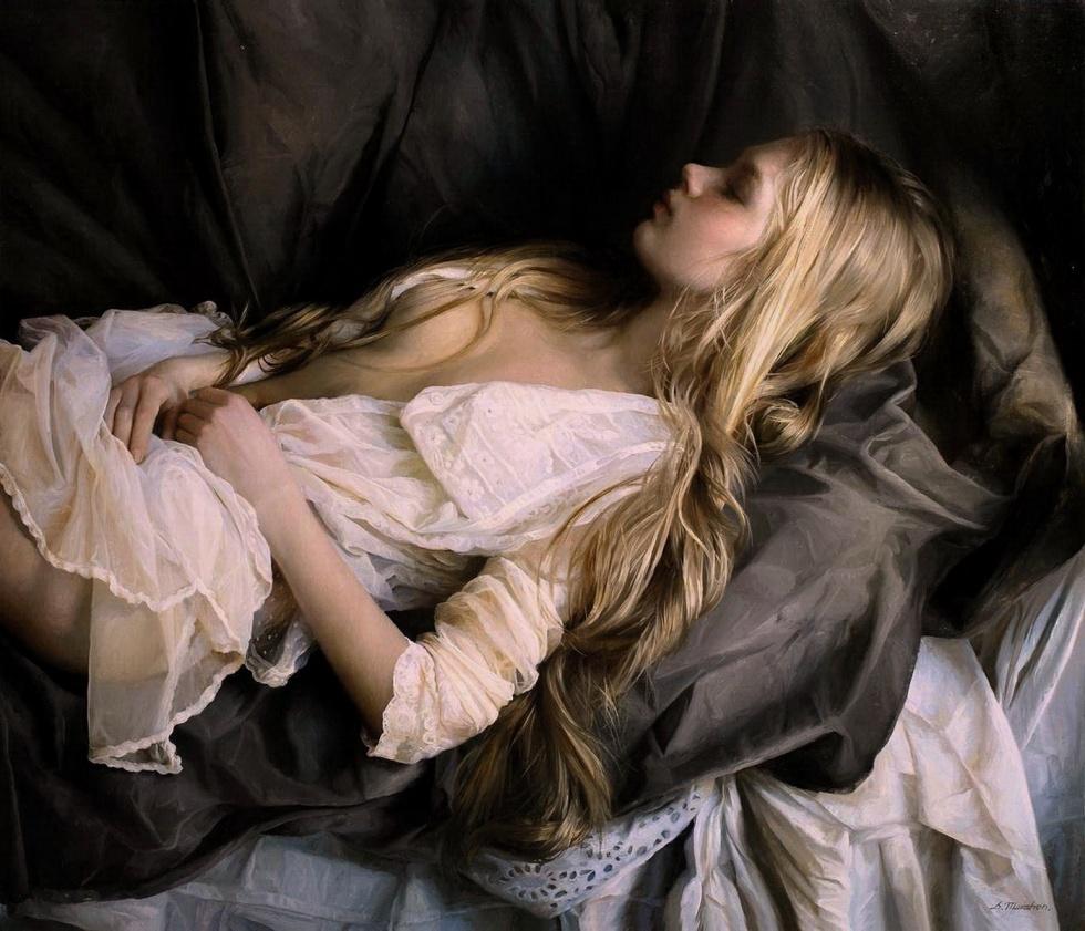 рабыни появилась молодая девушка спать кухне