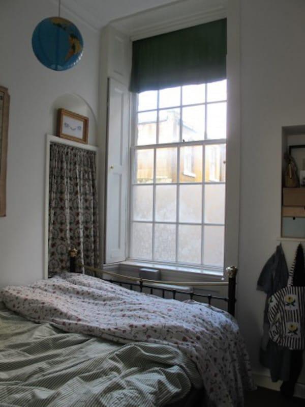 кружевное окно