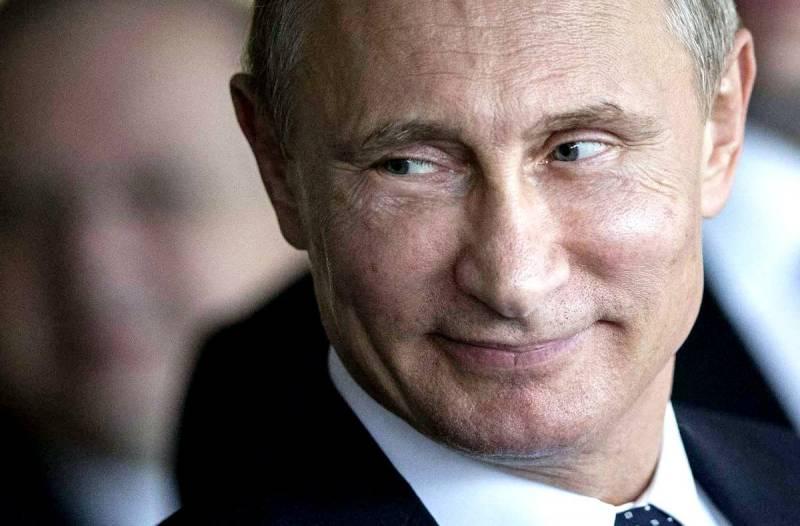 Путин довел американский народ до нервного срыва?