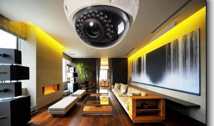 Предметы в вашей квартире, которые могут следить за вами