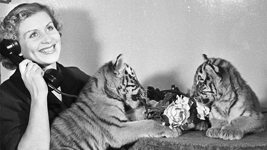 """Маргарита Назарова: """"Кроме зверей, мне некому было верить, поэтому я их не боялась"""""""