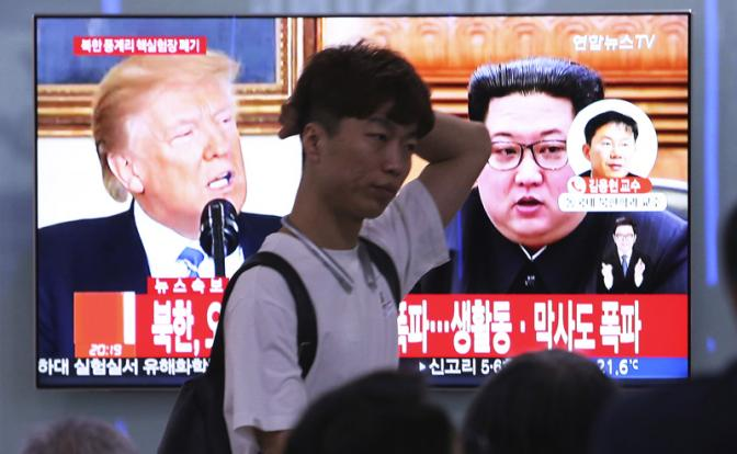 Китай отомстит Трампу за оплеуху Ким Чены Ыну