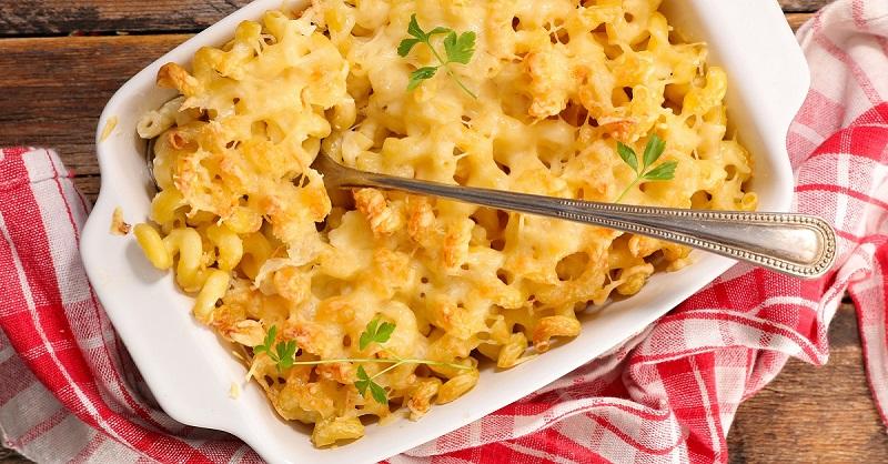 Как приготовить запеканку из картофеля и макарон