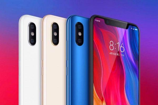 Флагманский смартфон Xiaomi Mi 8 поступил в продажу