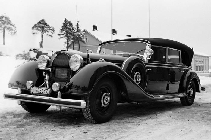 Самый узнаваемый автомобиль.  Фото: krot.info.