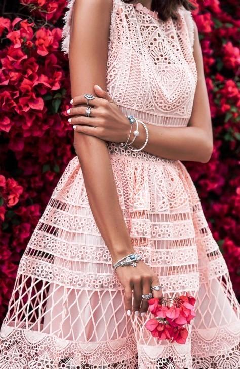 Очаровательная подборка новых образов на лето 2019 от известных фэшн- блоггеров мода,модный обзор,Наряды,образ,Стиль,уличный стиль