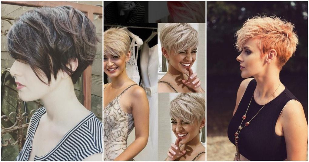 10 популярных стрижек пикси для блондинок и брюнеток