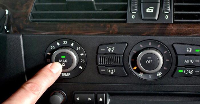Если включить отопитель салона на обогрев, то на это тратится теплота охлаждающей жидкости. | Фото: 1gai.ru.