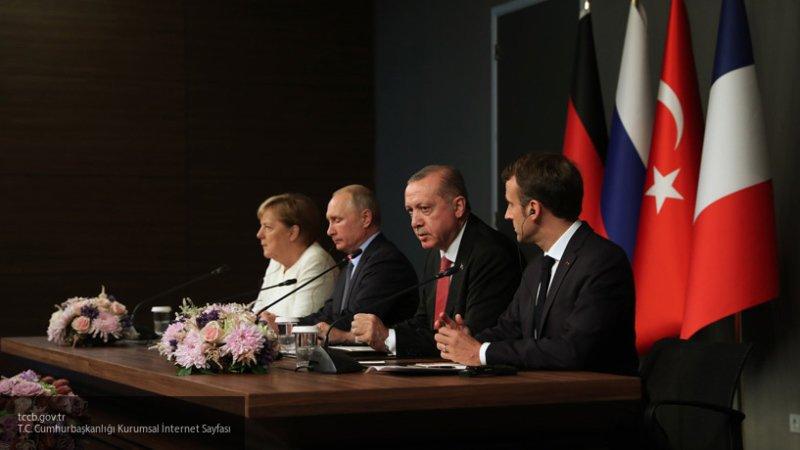 Путин предполагает, что Конституционный комитет Сирии заработает к концу года