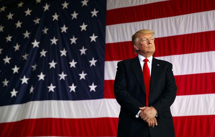 Трамп распорядился преобразовать космические силы в отдельный вид войск