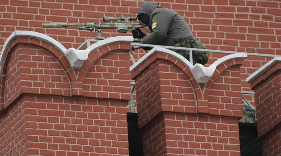 Секретная снайперская винтовка, которой охраняют президента России