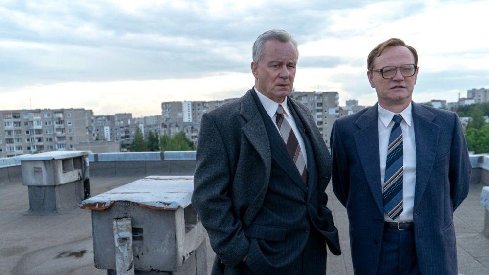Как совки напали на «Чернобыль».
