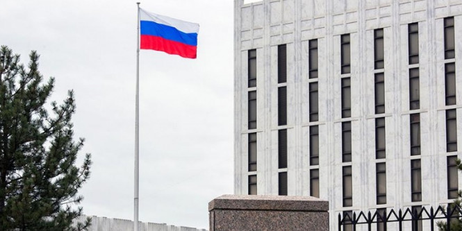 В США рассказали о кружившем над посольством РФ вертолете